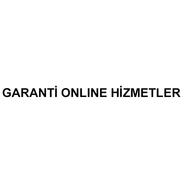 GARANTİ ONLINE HİZMETLER