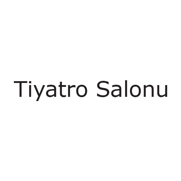 TİYATRO SALONU