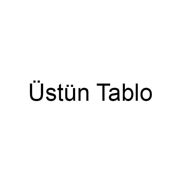 ÜSTÜN TABLO