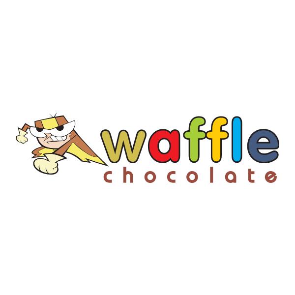 WAFFLE AND CHOCALATE