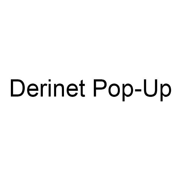 DERİNET POP-UP