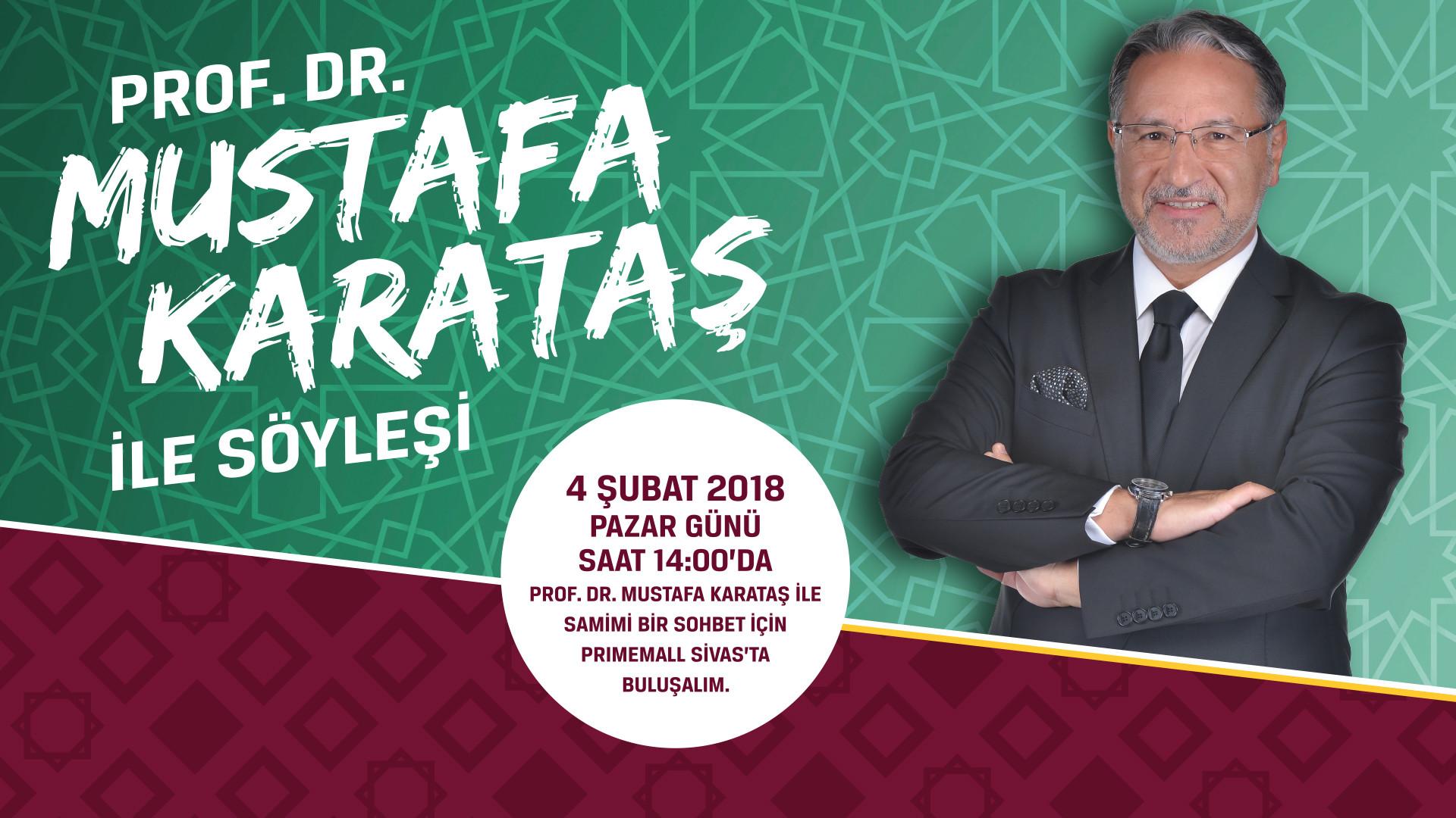 Mustafa Karataş İle Söyleşi
