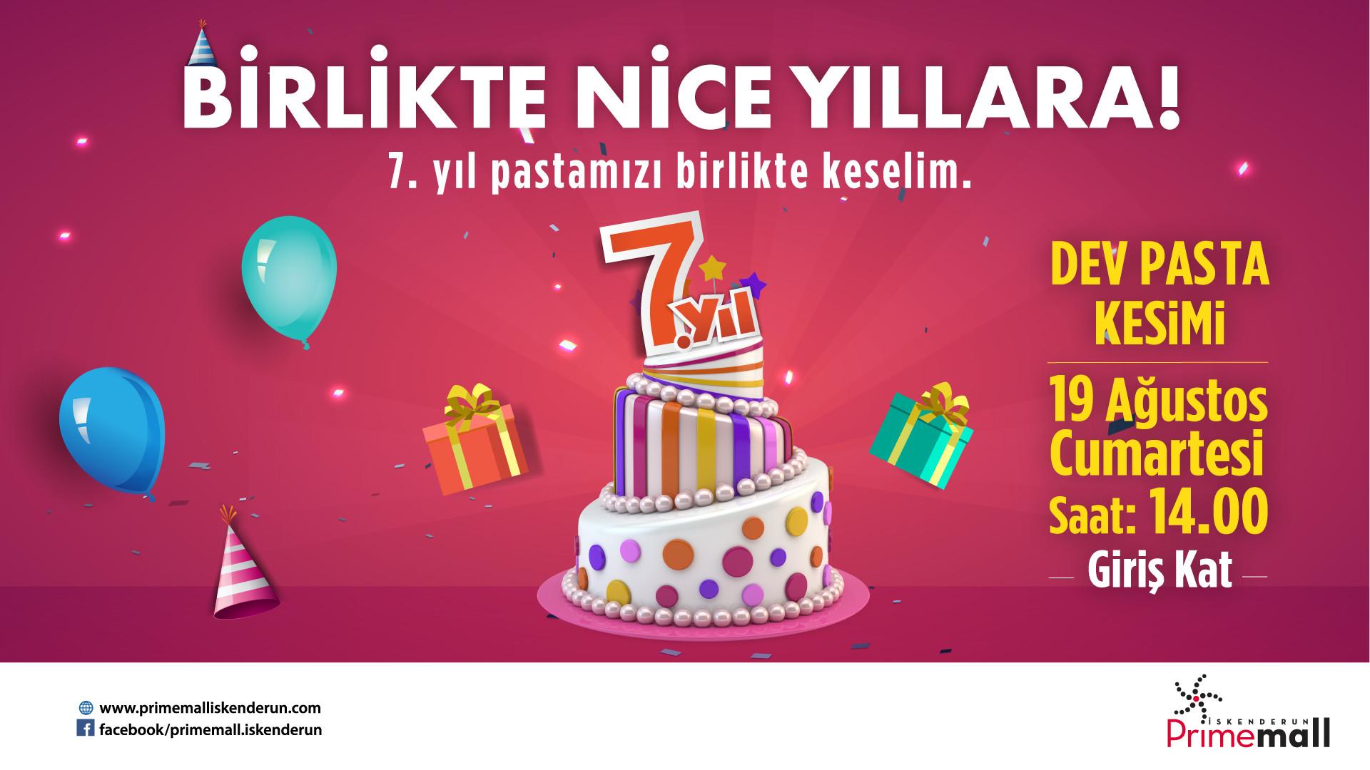 Birlikte Nice Yıllara!