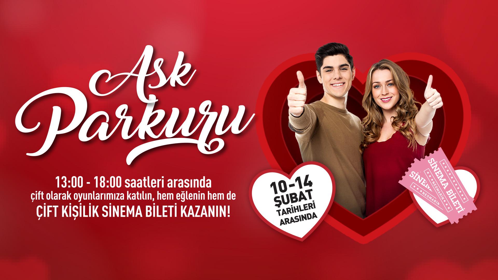 Aşk Parkuru