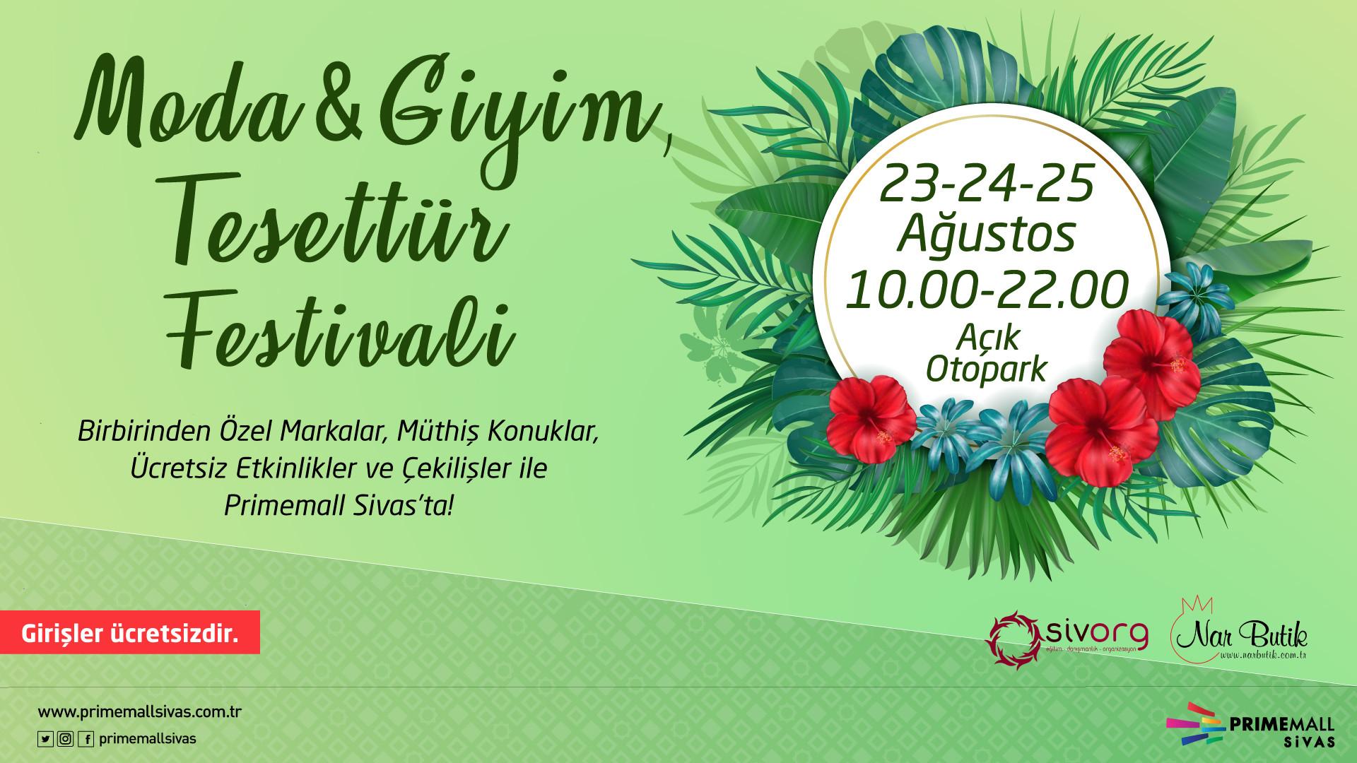 Moda&Giyim Tesettür Festivali