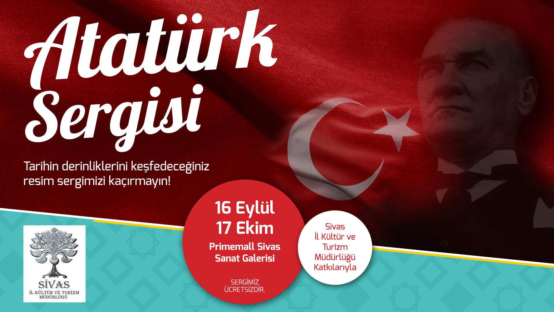 Atatürk Sergisi