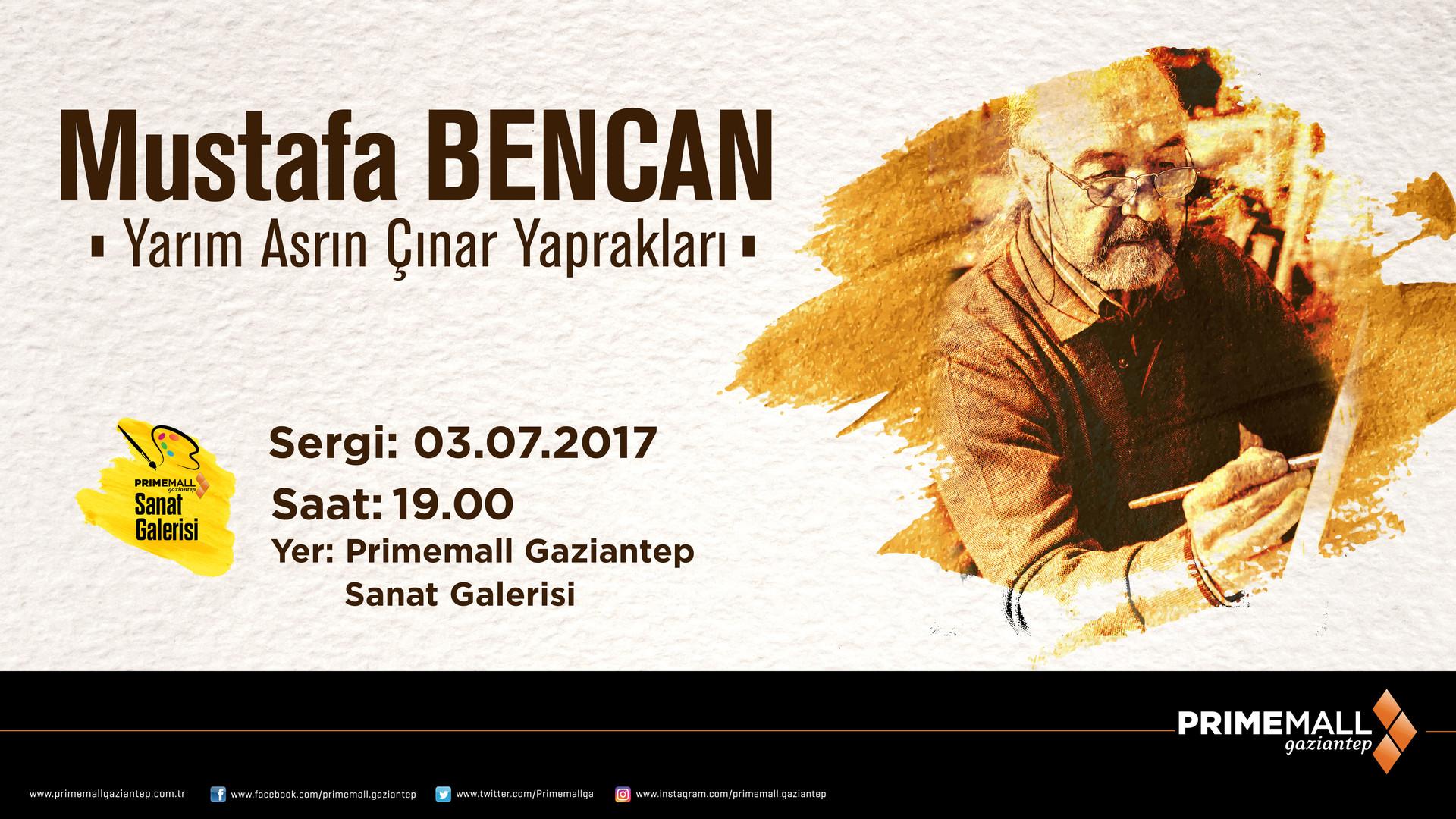 Mustafa Bencan Sergisi