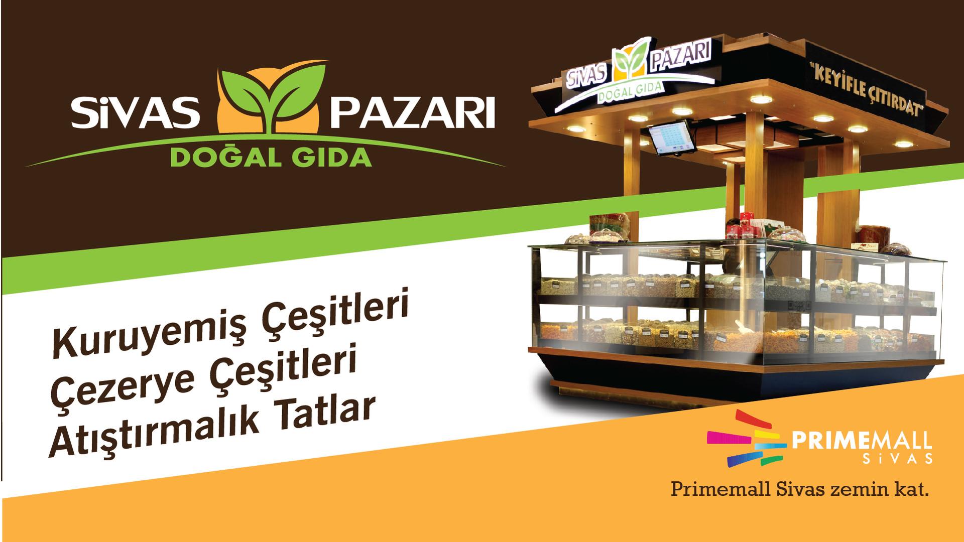 Sivas Pazarı Doğal Gıda