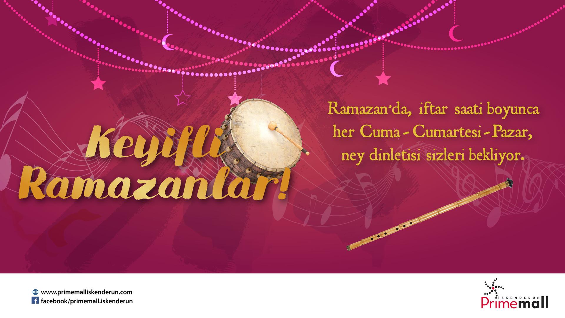 Keyifli Ramazanlar