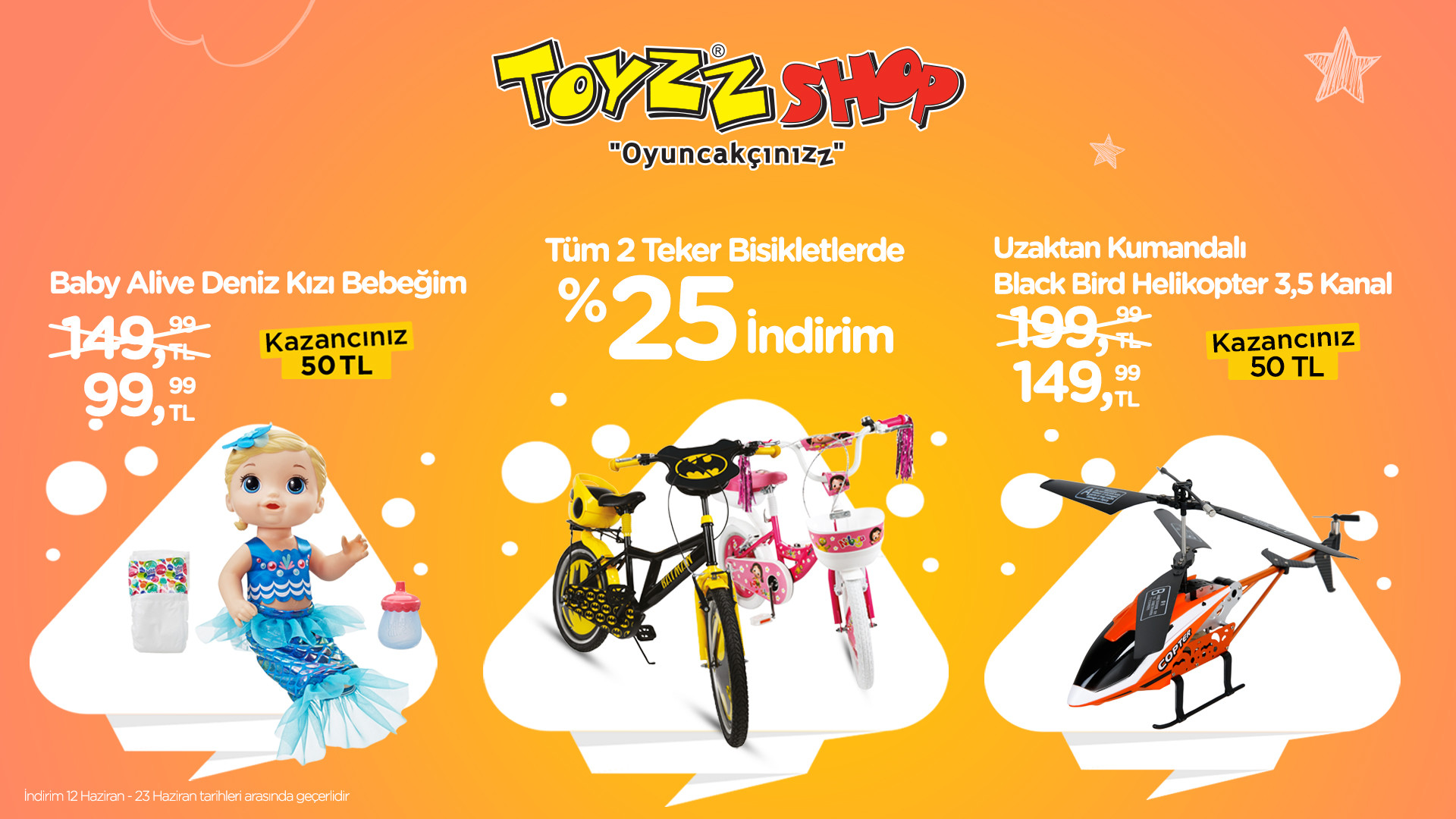 Toyzz Shop Oyuncakçınız